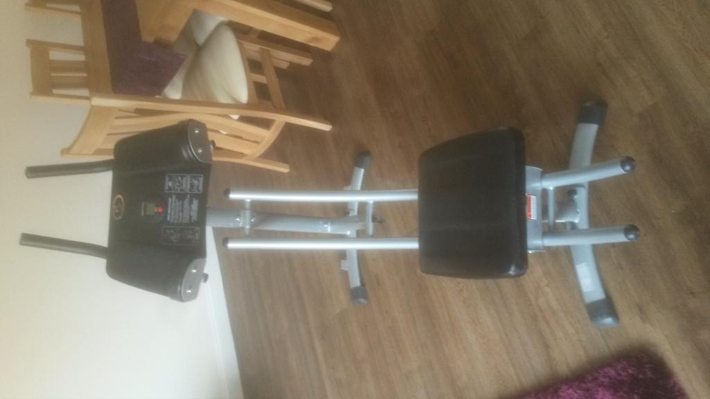Perfect Sit up Machine v Fit Pro Glide Sit up Machine