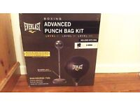 evelast punch bag kit