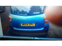 Selling renault MODUS 05 , good condition with one year MOT.