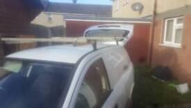 Astra van roof rack