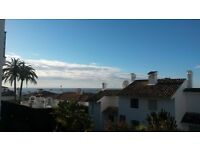 Sea View 2 Bedroom Apartment in COSTA DEL SOL (private owner)