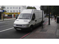 LONDON MAN AND VAN FROM ��20/HOUR