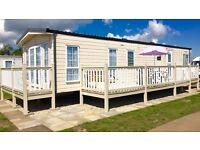 Luxury caravan Rent, Hire, Ingoldmells, Seaview Caravan park with Decking & Washing machine
