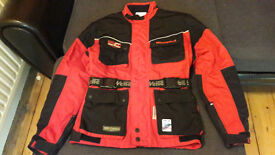 Waterproof motorbike suit - men's M
