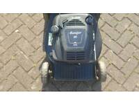 Hayter ranger 48 petrol lawnmower serviced