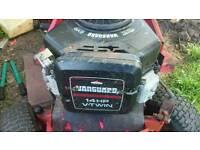 Vanguard engine 14 hp v twin