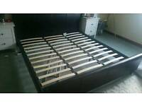Superking bedframe