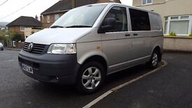 VW TRANSPORTER T32 WINDOW VAN