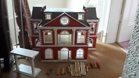 Sylvanian manor spares or repair