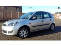 2006 06 REG FORD FIESTA 1.4 STYLE CLIMATE,1 FULL YEAR MOT,ONLY 65k MILES,JUST SERVICED