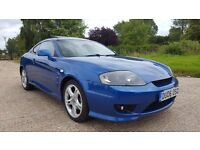 2006 Hyundai Coupe 2.0 New MOT Full Service History Just Serviced HPI Clear