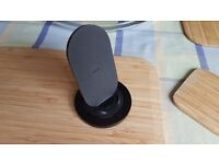 GENUINE NOKIA DT-910 WIRELESS CHARGING STAND - BLACK DT910. Built-in NFC and LED indicator.
