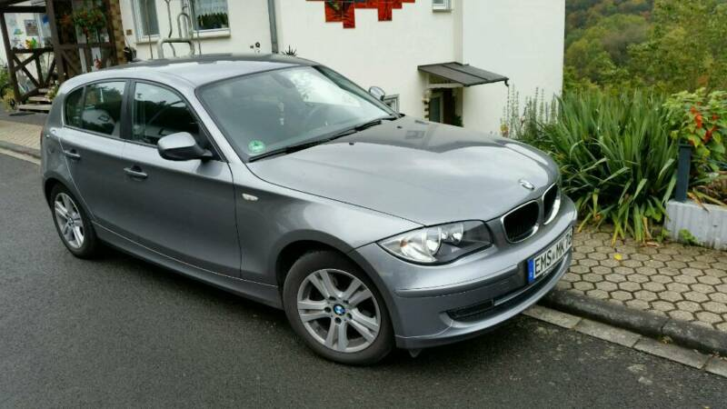 bmw 116i 5t rig in rheinland pfalz nievern bmw 1er. Black Bedroom Furniture Sets. Home Design Ideas