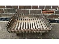 "18"" Cast iron grate"