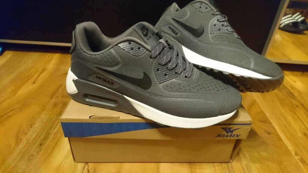 Hombre Mujer Nike 95 Air max force 90 95 Nike 97 Verde Talla 7 Trainers Zapatos 1353e6