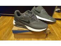Mens Womens Nike Air max force 90 95 97 Green size 7 Trainers shoes adidas air jordan huaraches