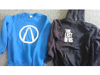 Borderlands & Last of Us hoodie