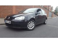 Volksvagen golf 1.9 tdi match hatchback full service history with service stamps