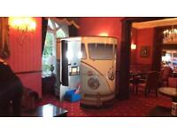 Photobooth with van and jobs £7,200