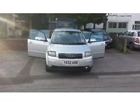 Audi A2.... Great runner,