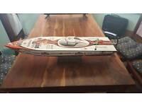 Smash Shark R/C race boat