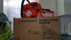 Spare or repair brand new Parker chainsaw