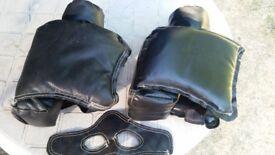 Sumo Helmets / Hats Commercial Standard (Pair)