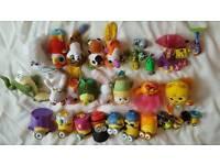 mcdonalds/kinder egg toys