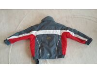 Boys ski jacket 7-8yrs