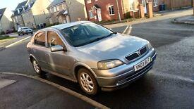 Vauxhall astra, 1.6, mot Nov, alloys, pas, cd player, e/w, a/c