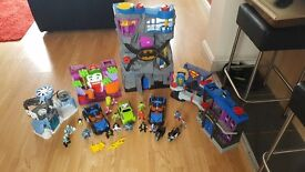 IMAGINEX BATMAN SUPERHERO BUNDLE