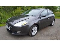 L@@K 2008 *57* Fiat Bravo 1.4 T-Jet 120Bhp**Turbo**6 Speed**MOT APRIL 2018**Just had a service**