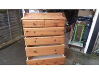 chester drawers 6 draw