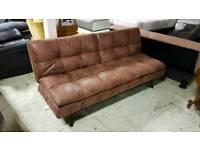 Bensons sofa bed ex display RRP £299