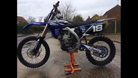 FOR SALE YZF 250 2011