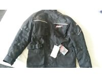 Motorbike jacket- New RST Contour Plus (SMALL)
