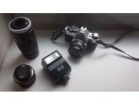Canon AE-1 SLR used, in good condition