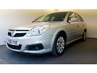 2006 | Vauxhall Vectra Design 1.9 CDTI | HALF LEATHER | BLUETOOTH | CRUISE |2 FORMER KEEPERS |YR MOT