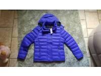 Mens superdry coat size xl rrp £79.99