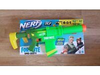 Nerf Fortnite SMG Zesty