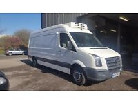 2007 VW CRAFTER LWB 2.5TDI FRIDGE / FREEZER SPRINTER VAN