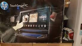 Hp aio touchsmart 820 spares repairs
