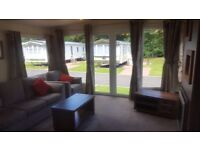 STATIC CARAVAN FOR SALE ON 5*PARK in Stanhope, Co Durham North east