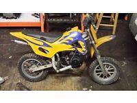 Mini moto x2