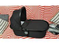 Icandy peach 3 jet black carry cot