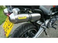 ARROW TITANIUM EXHAUST FOR 05 -14 YAMAHA MT-03 660cc