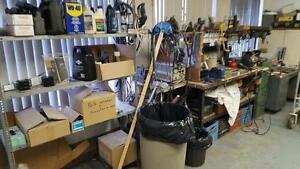 Storage Locker Auction Sale