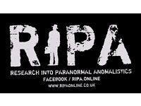 Looking for cast & crew in Milton Keynes area for Paranormal based shows.