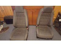 Golf GTI mk5 seats