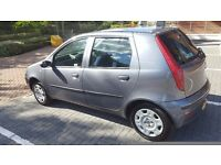Fiat Punto 1.2 8v Active 5dr - selling for repair or spare parts - only 67,000 miles!